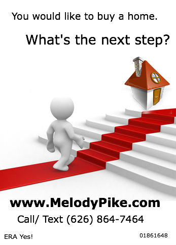What the next step to buying a home?