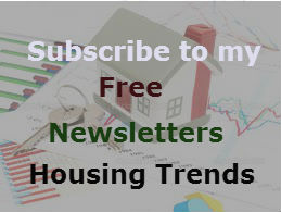 Get the Latest Market Trends monthly in your area.